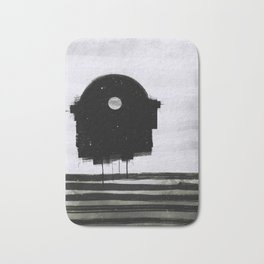 beach 2 (1959) Bath Mat
