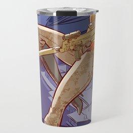 DEVGRU (Crimson Edition) Travel Mug