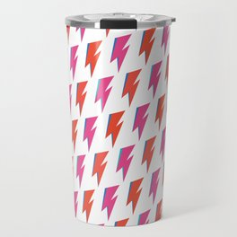 David Bowie Flash Travel Mug