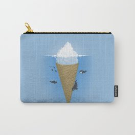 Hidden part of icebergs Carry-All Pouch