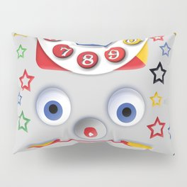 Classic Retro vintage Smiley Toys Dial Phone Pillow Sham