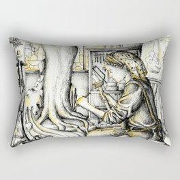 Sculptress Rectangular Pillow