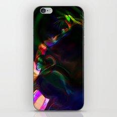 fabricbasket iPhone & iPod Skin
