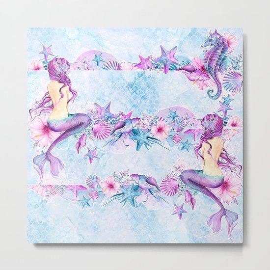 Enchanted Ocean #2 Metal Print