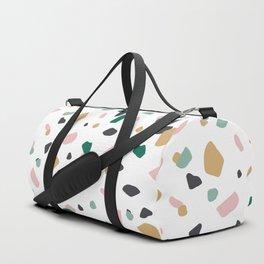 Tropical Terrazzo Duffle Bag
