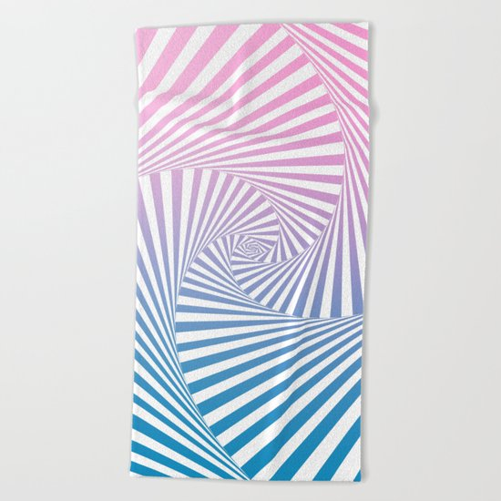 Barika Summer Twista Beach Towel