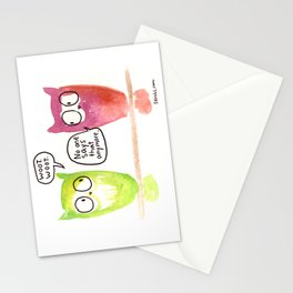 Woot Woot. Stationery Cards