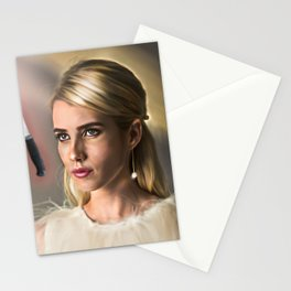 Scream Queens  Stationery Cards