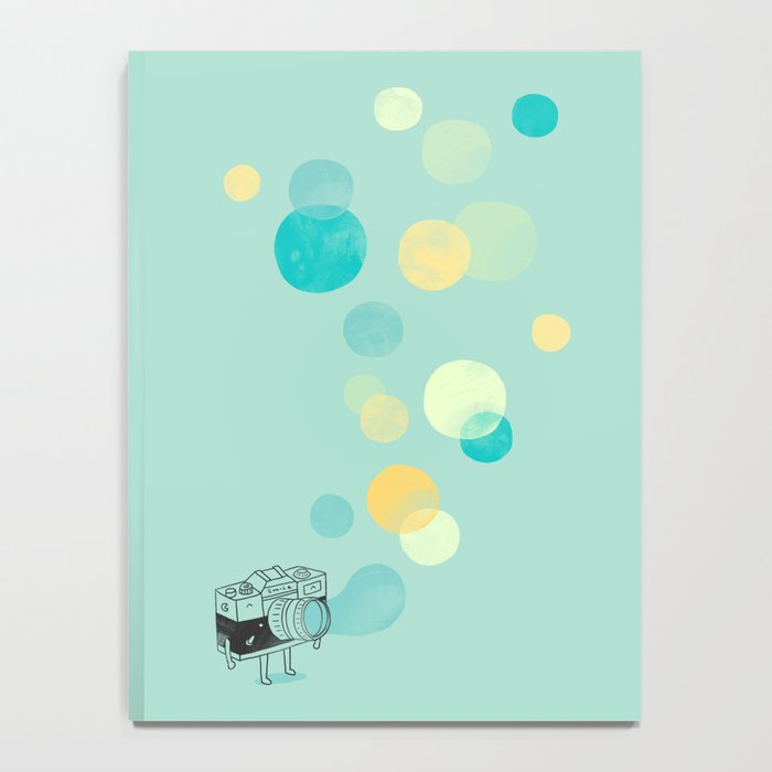 Memories like bubbles Notebook
