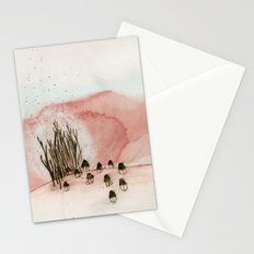 something new was discovered. Stationery Cards