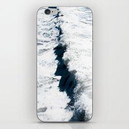 wavy iPhone Skin