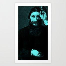 Rasputin 4 Art Print