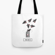 sneakers ad Tote Bag