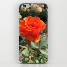 Nameless Rose iPhone Skin