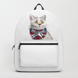 Goji the British Shorthair Backpack