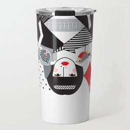 Queen of Diamonds Travel Mug