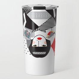 Queen of Diamonds Travel Mug
