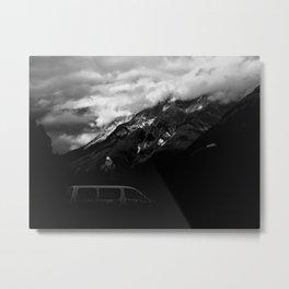 God's Breath Metal Print