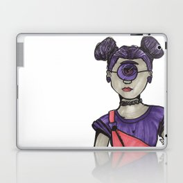 Grunge Cyclops Laptop & iPad Skin