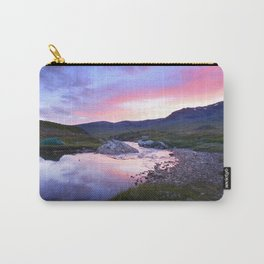 Sunset at Kungsleden Carry-All Pouch