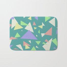 Triangl'd  Bath Mat