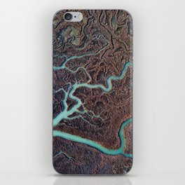 Venetian lagoon iPhone Skin