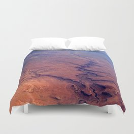 Land Below Duvet Cover