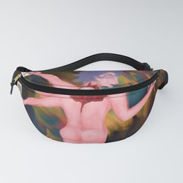 Tired of the World; She Made Her Own Fanny Pack