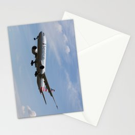 American Airlines Boeing 777 Stationery Cards