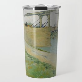 The Langlois Bridge Travel Mug
