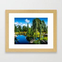 ZenGarden IV Framed Art Print