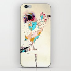 petals iPhone & iPod Skin