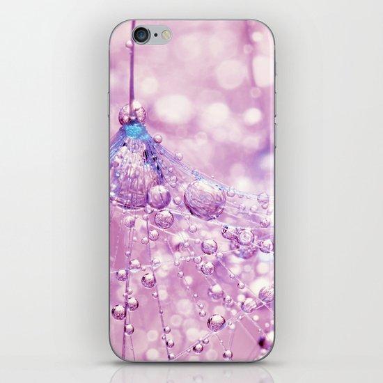 Dandy Pretty in Pink iPhone & iPod Skin