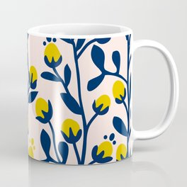 Garden Dreamer: flower buds Coffee Mug