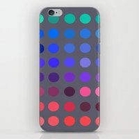 pantone iPhone & iPod Skins featuring Pantone 2 by lescapricesdefilles