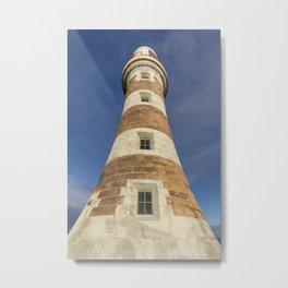 Roker lighthouse 1 Metal Print