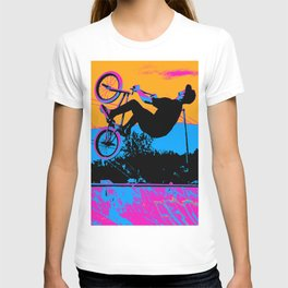 BMX Back-Flip T-shirt