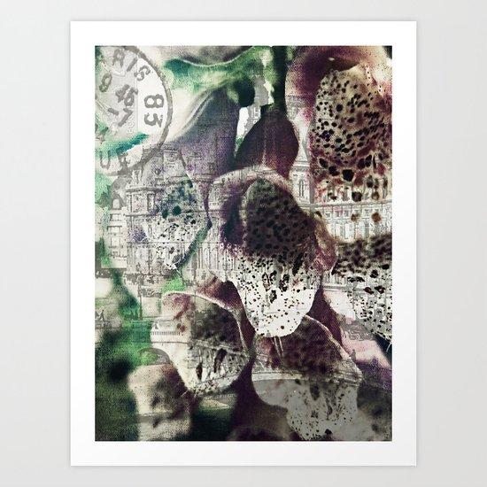 beautiful memories Art Print