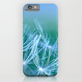 Diana's Dandelion iPhone Case