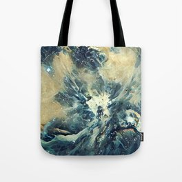 ALTERED Sharpest View of Orion Nebula Tote Bag