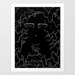 Untitled 19 Art Print