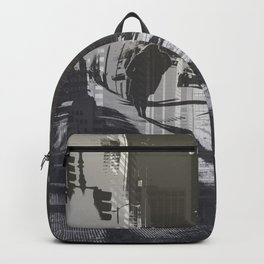 City collage Backpack