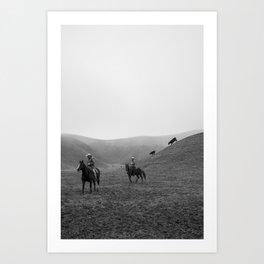 Ranch Two Art Print