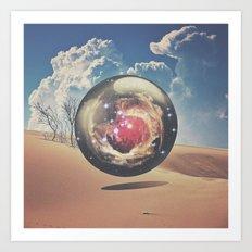 Orb v01 Art Print