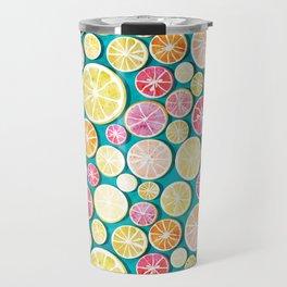 Citrus bath Travel Mug