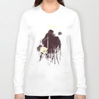 death Long Sleeve T-shirts featuring Death Note by Tobe Fonseca