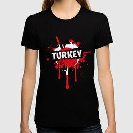 Fancy Turkey Tee Shirt Men T-shirt