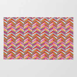 Discontinuous Line Rug