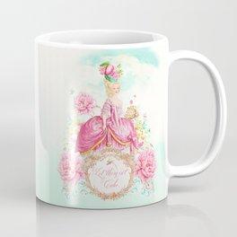 Marie Antoinette Let them Eat Cake Coffee Mug
