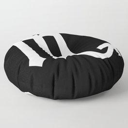 Scorpio II Floor Pillow